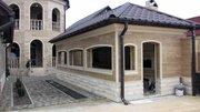 Облицовка фасадов травертином гранитом и мрамором
