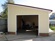 Строим гаражи или пристройки